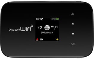 SoftBank レンタル PocketWiFi GL09P