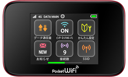 Y!mobile Pocket WiFi GL10P