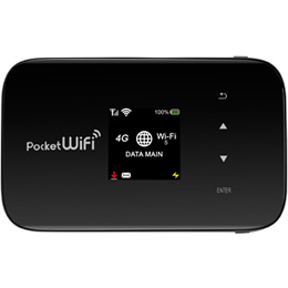 Y!mobile レンタル Pocket WiFi GL09P